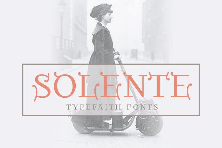 Thumbnail for Solente