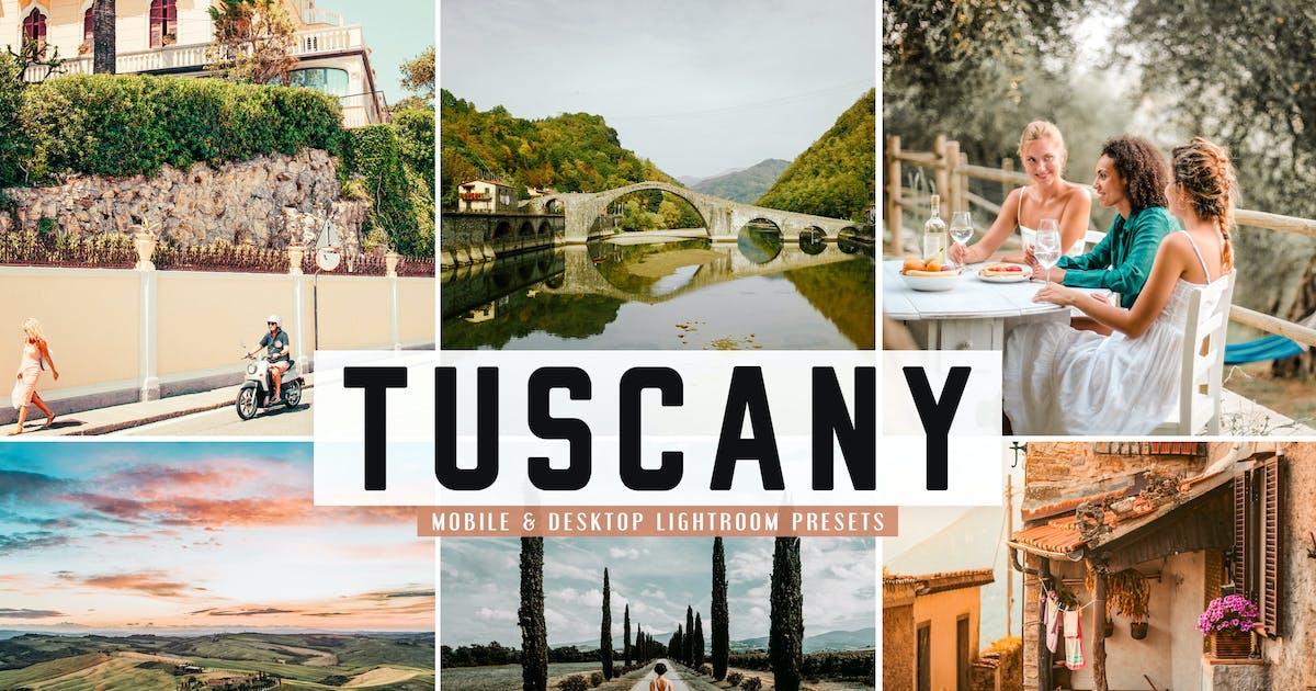 Download Tuscany Mobile & Desktop Lightroom Presets by creativetacos