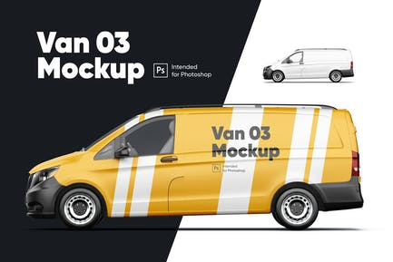 Van 03 Mockup