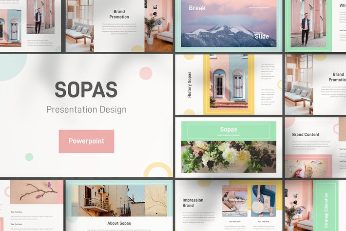 Thumbnail for Sopas Presentation  Template Powerpoint