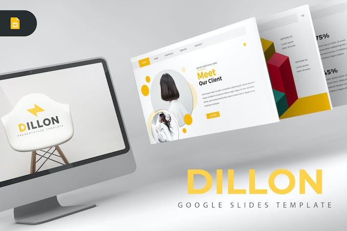 Thumbnail for Диллон - Google Слайд