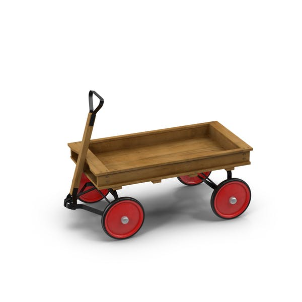 Cover Image for Childs Wagon