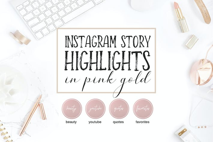 Thumbnail for Instagram Highlights Covers V.2