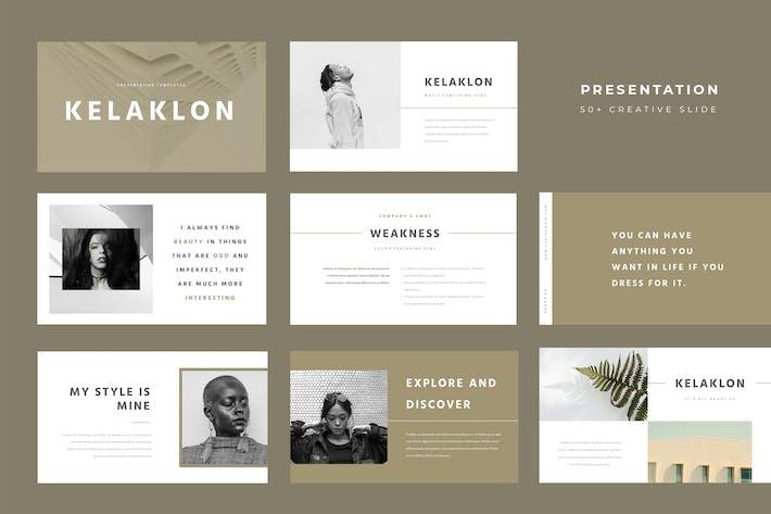 Kelaklon - Powerpoint Presentation
