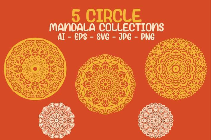 Circle Mandala-Samm