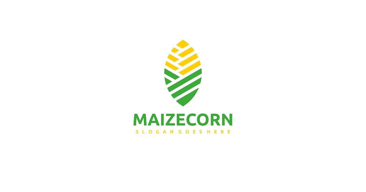 Download Maize Corn Logo by 3ab2ou