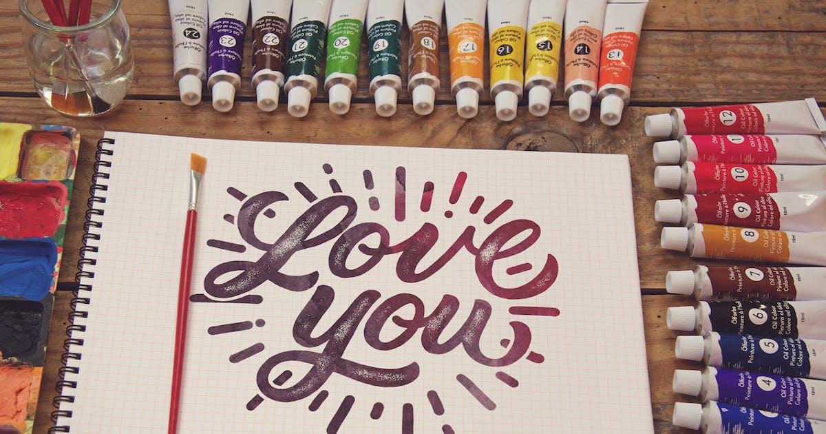 Download Grid Paper Notebook Paint Scene by SmartDesigns_eu