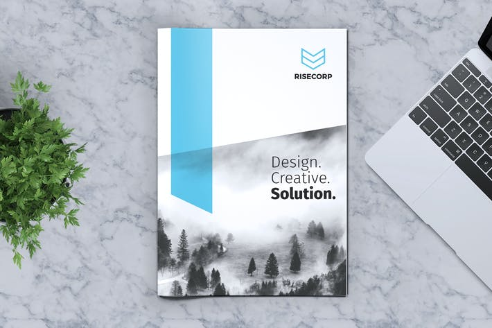 Thumbnail for Creative Brochure Template Vol. 31