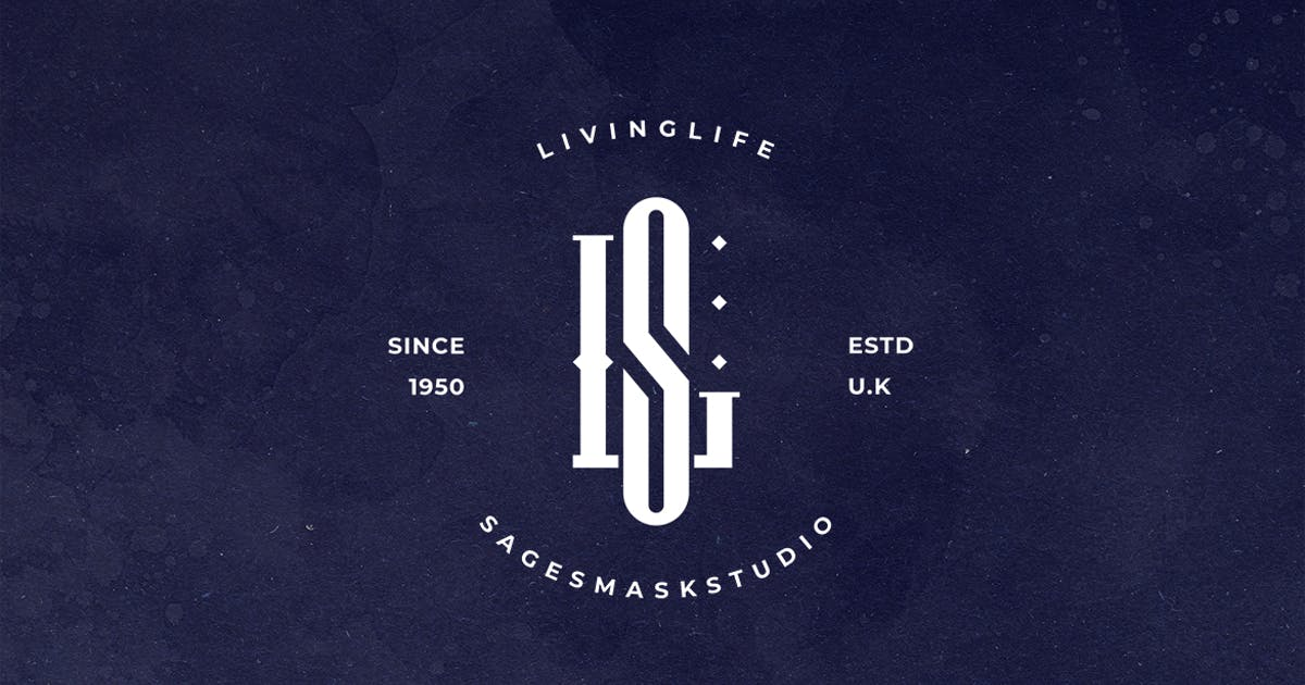 Download LS Monogram Logo by sagesmask