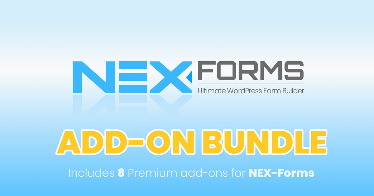 Download NEX-Forms - Add-on Bundle by Basix