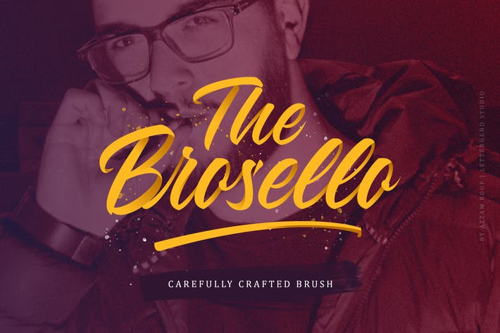 Thumbnail for The Brosello Script