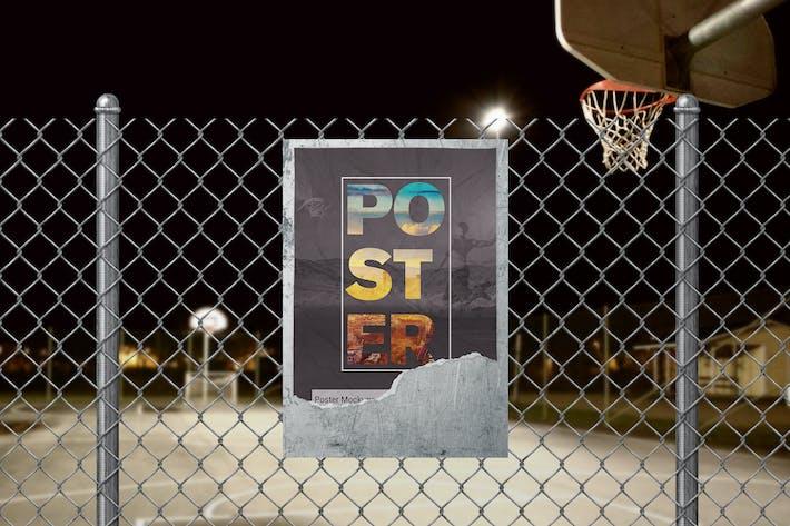 Thumbnail for Street Poster Mockups