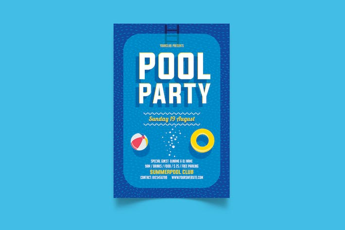 Thumbnail for Pool Party / Summer Beach Party
