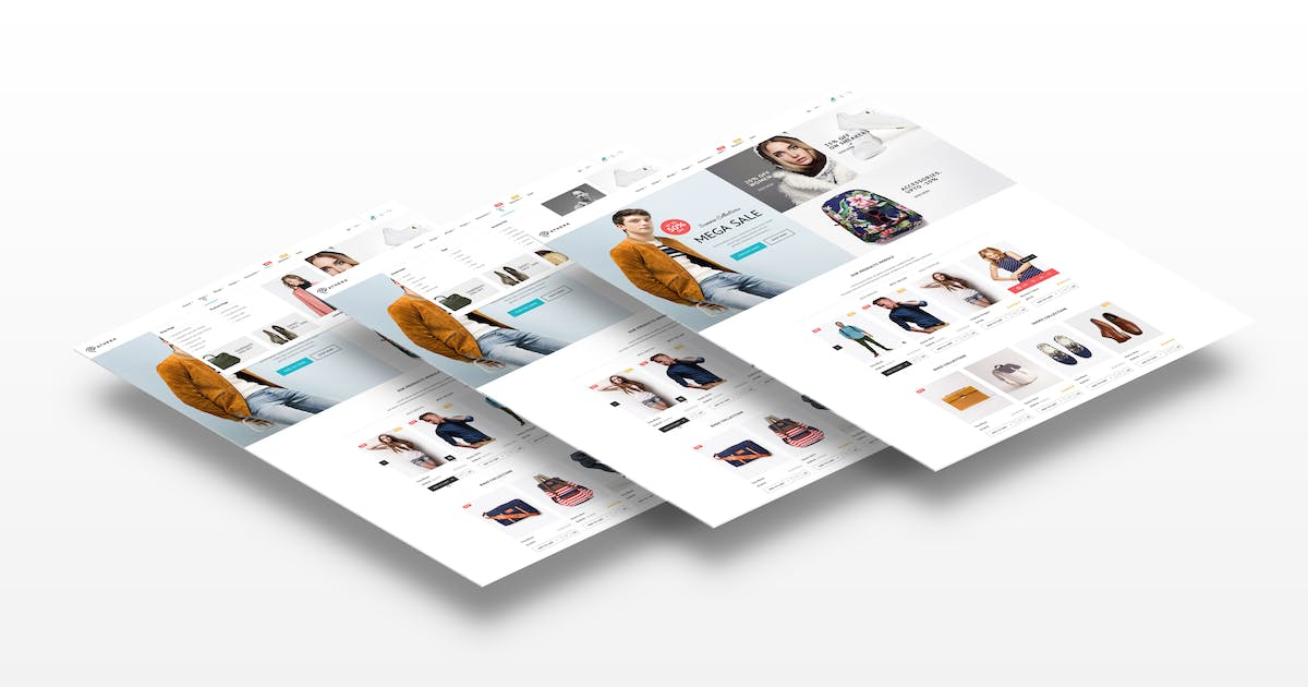 Download Athena - With 15 + Homepages Responsive Prestashop by labertheme