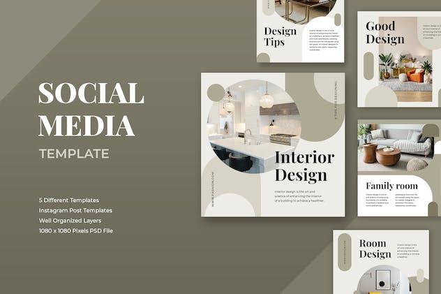 Instagram Interior Design Feed