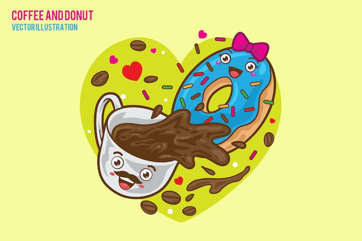 Thumbnail for coffee and donut