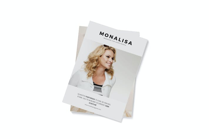 Thumbnail for Monalisa Magazine
