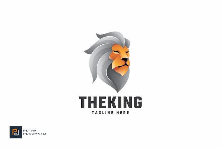 Thumbnail for The King - Logo Template