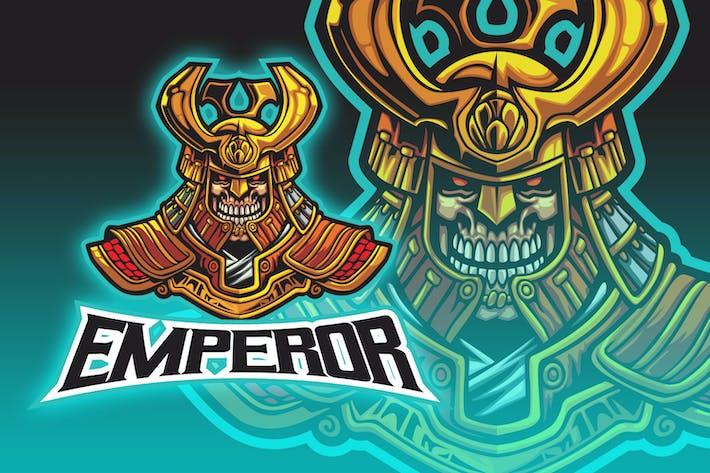 Thumbnail for Undead Emperor Esport Logo