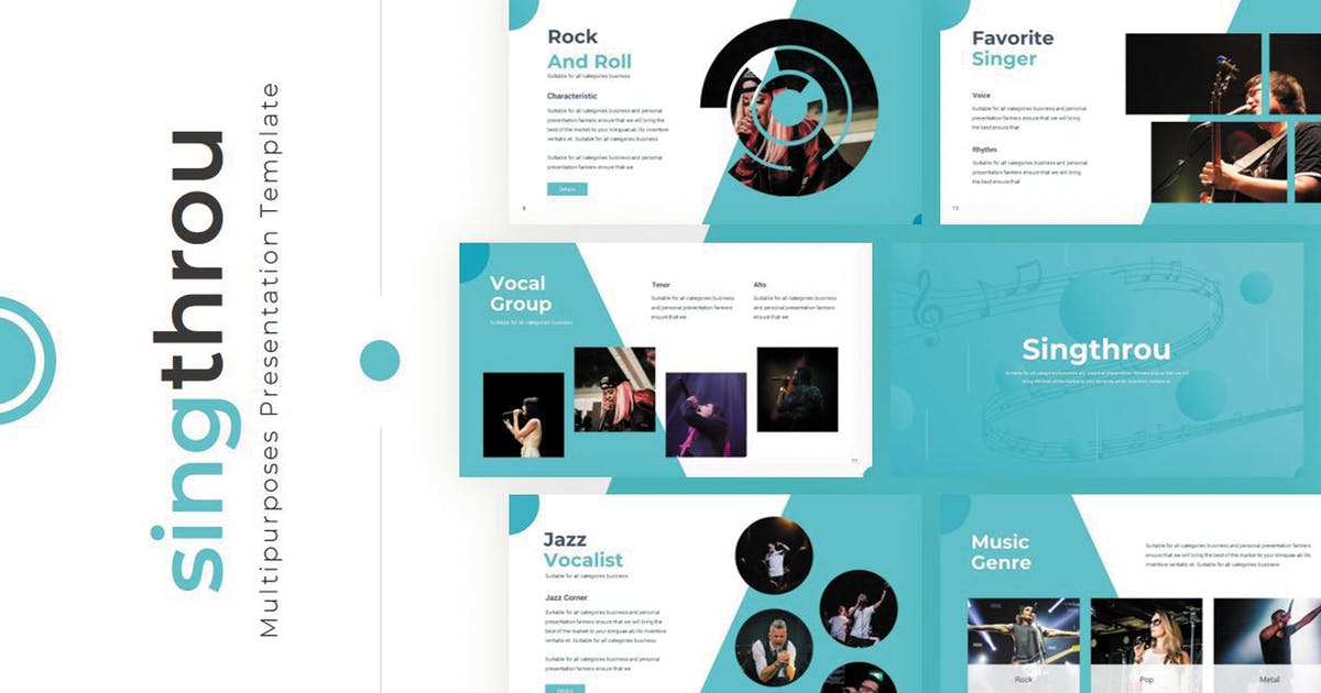 Download Singthrou - Powerpoint Template by SlideFactory