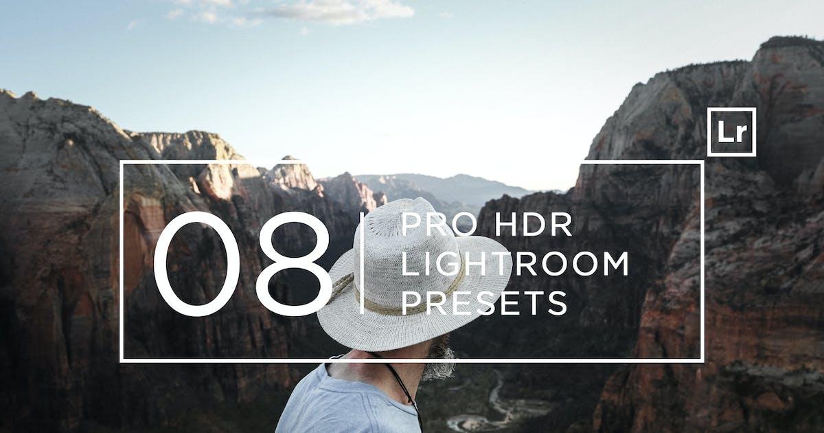 Download 8 Pro HDR Lightroom Presets by zvolia