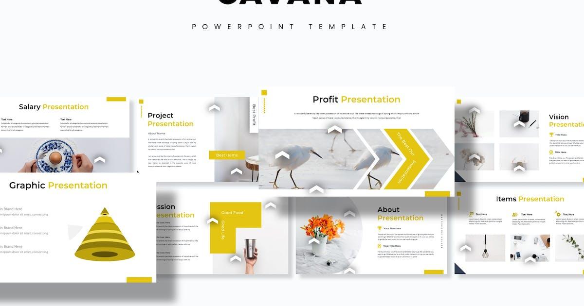 Download Cavana - Powerpoint Template by aqrstudio