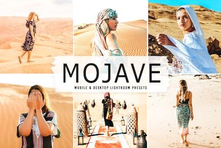 Mojave Mobile & Desktop Lightroom Presets