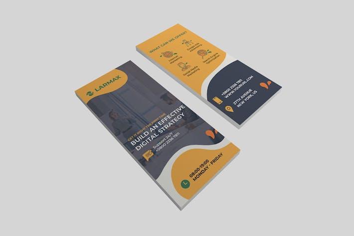 Thumbnail for Affaires, entreprise DL Rackcard