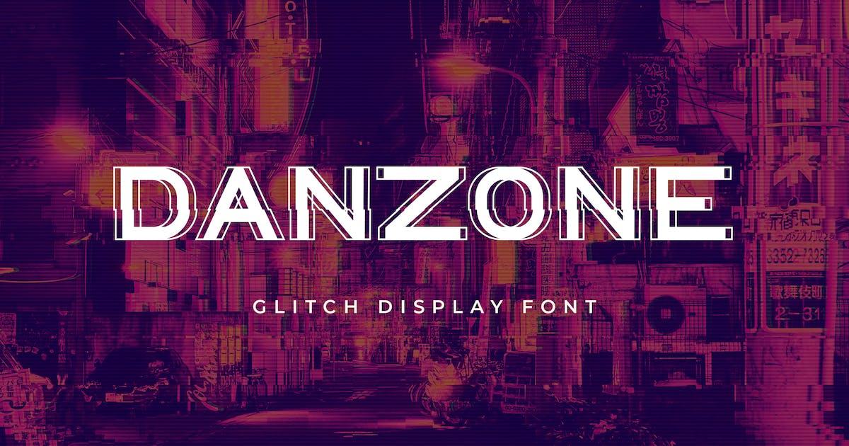 Download Danzone sans Serif Display Font by uicreativenet