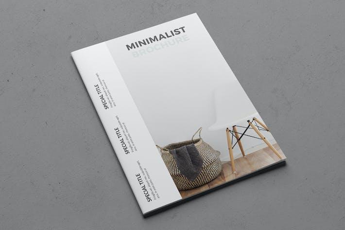 Thumbnail for Clean Interior Brochure