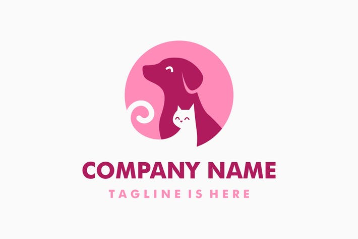 Dog Cat Logo