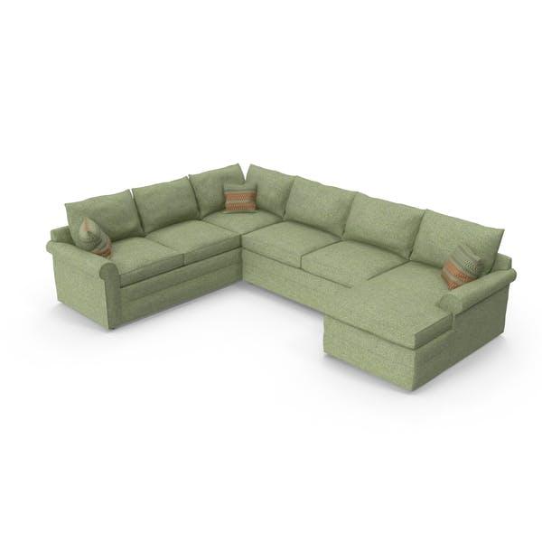 Thumbnail for Klassisch Sofa