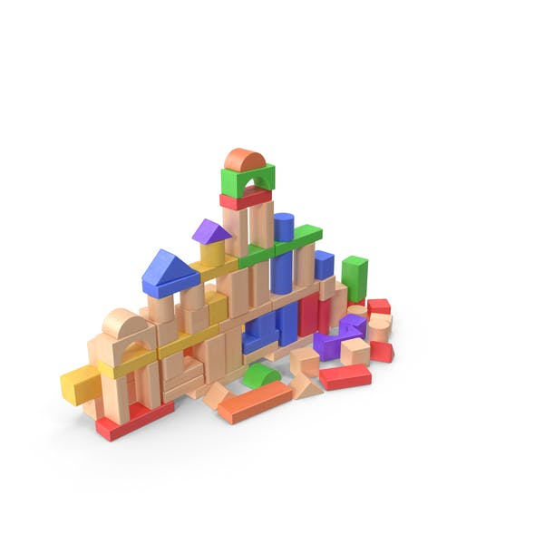 Thumbnail for Baby Building Blocks Set