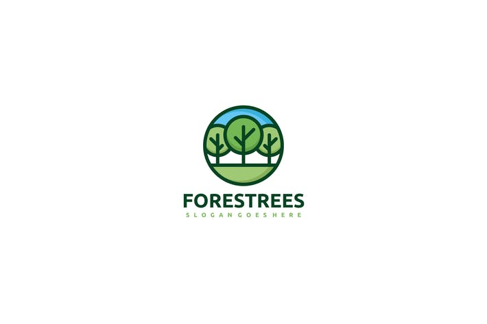 Thumbnail for Forest Trees Logo