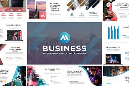 Business - Creative & Multipurpose PowerPoint