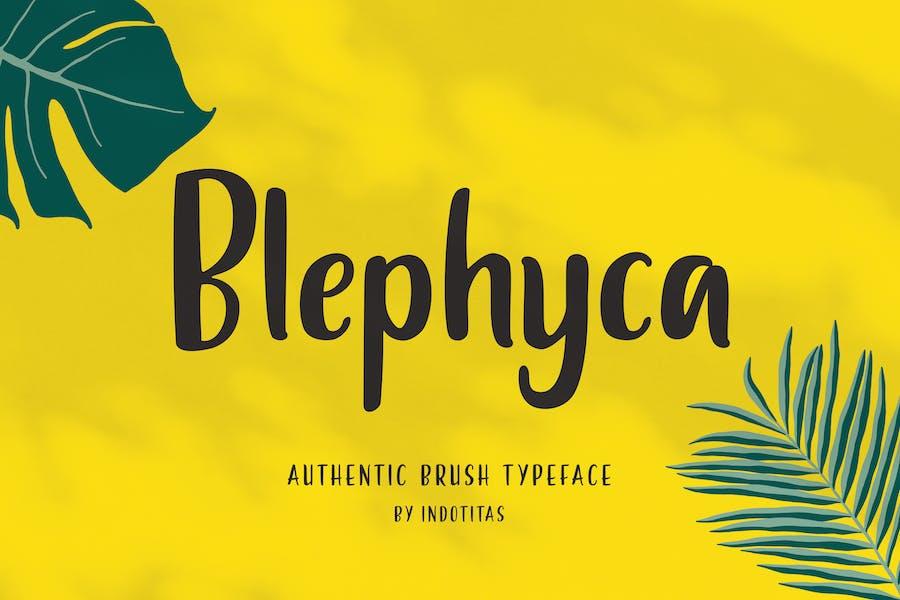 Blephyca