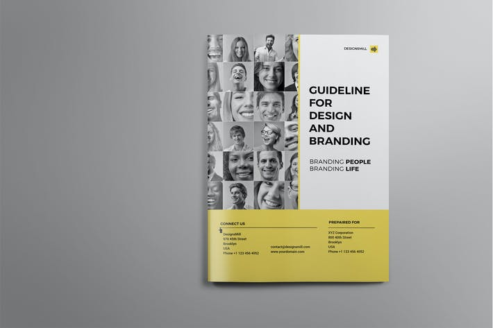 Thumbnail for Branding Brochure