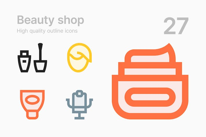 Thumbnail for Beauty shop