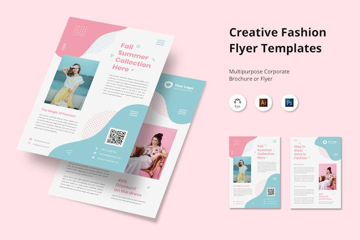 Thumbnail for Flyer Templates