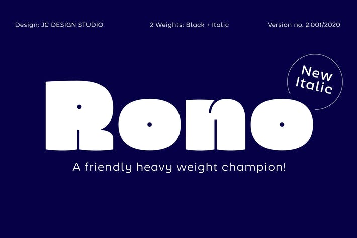 Cover Image For Rono