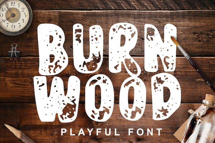 Thumbnail for Burn Wood