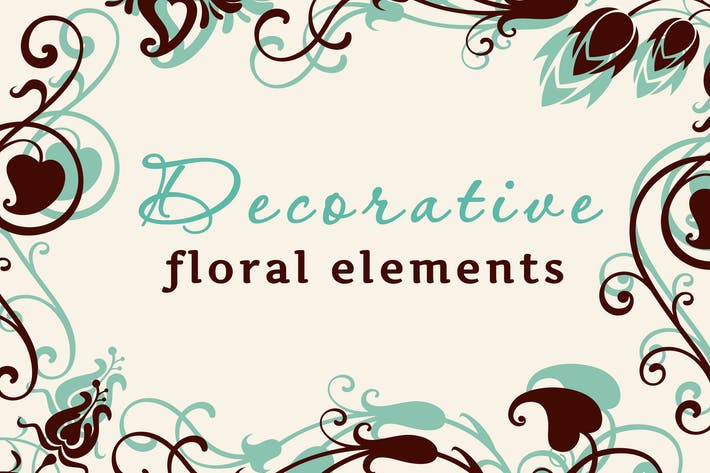 Thumbnail for Floral Design Elements