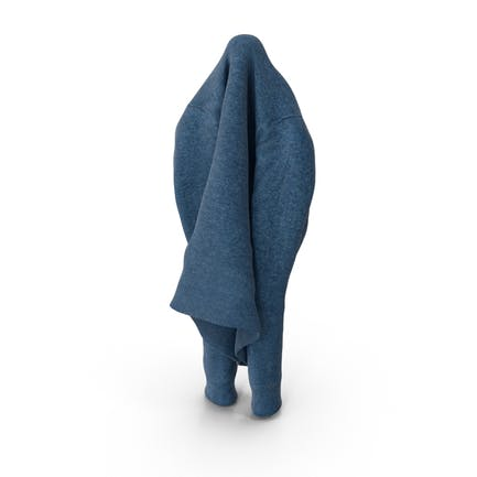 Women's Pullover Blue