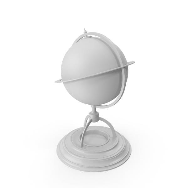Глобус Белый