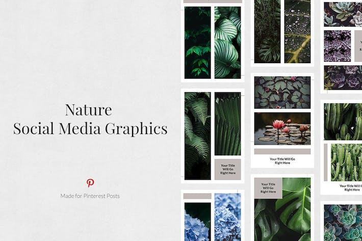 Thumbnail for Nature Pinterest Posts