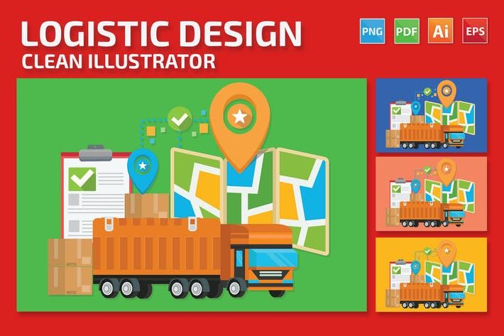 Thumbnail for Logistic Design