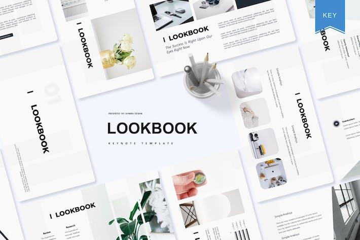 Lookbook | Keynote Template