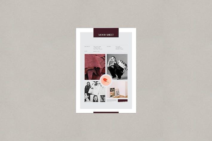 Thumbnail for Grete Mood Sheet