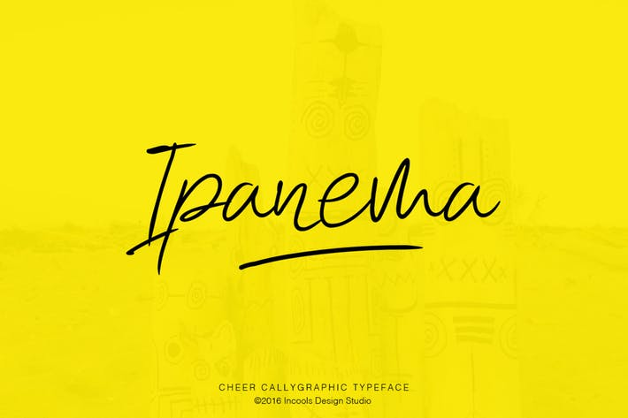 Cover Image For Ipanema