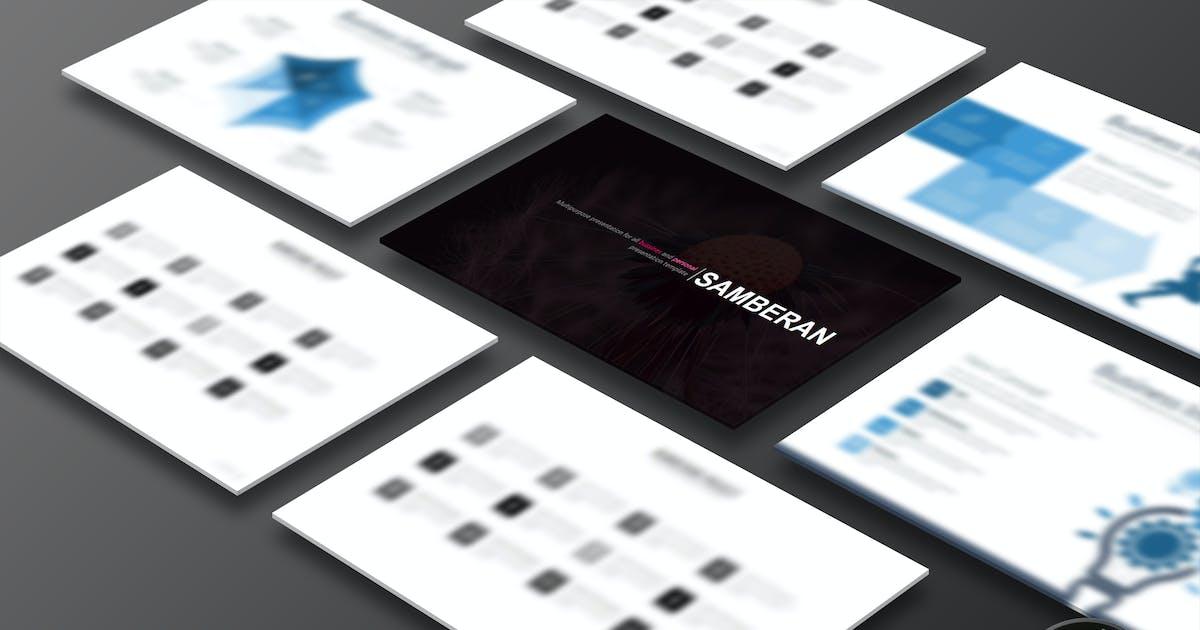 Download Samberan - Keynote Template by Artmonk